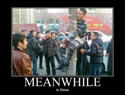 Meanwhile in China
