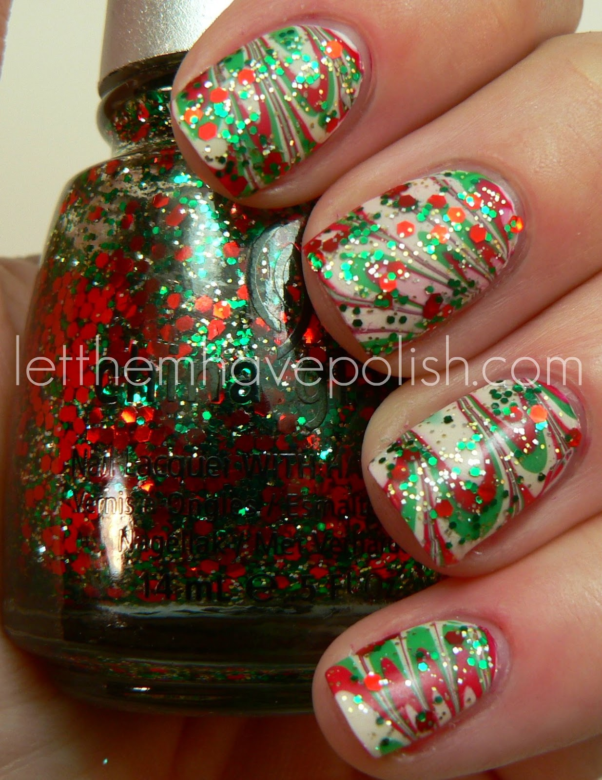 Let Them Have Polish!: Merry Christmas!!! Holiday