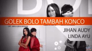 Lirik Lagu Golek Bolo Tambah Konco (Dan Artinya) - Jihan Audy & Linda Ayu