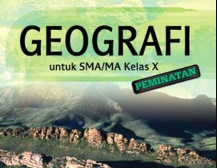 Contoh Soal UTS Geografi Kelas X Semester 1 K13 Beserta Jawaban - By Pengertians