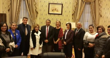سفيرة الدنمارك تعلن رفع الحظر عن شرم الشيخ