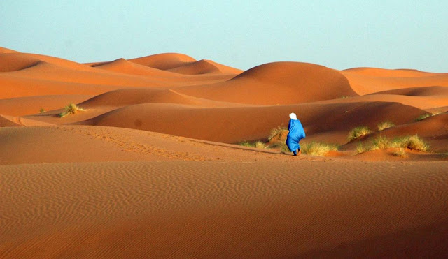 7 DAYS DESERT TOUR FROM FES TO DESERT AND MARRAKECH