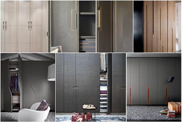 Elegant Wardrobes That Will Draw A Great Interior Design
