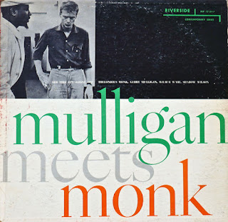 Thelonious Monk, Gerry Mulligan, Mulligan Meets Monk