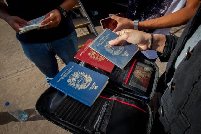 La nueva categoría de venezolanos: expatriados, asilados, migrantes o refugiados