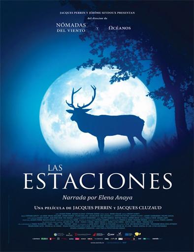 Ver Las estaciones (Les saisons) (2015) Online
