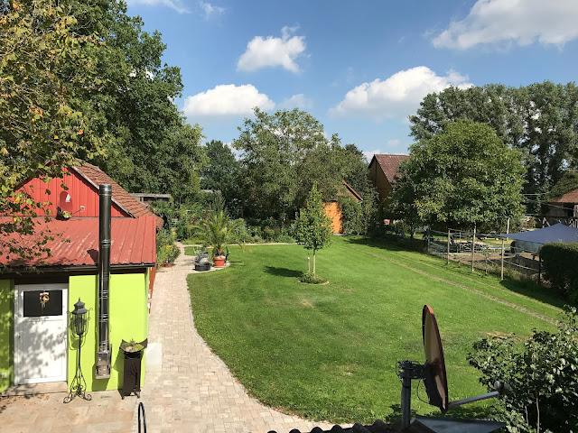 Blick in den Augustgarten (c) by Joachim Wenk