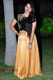 Meghana Stills in Long Dress at 9th Edition Epicurus Indian Hospitality Awards ~ Celebs Next