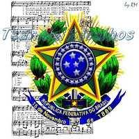 Letra, música e um pouco de história do Hino da Proclamação da República brasileira.