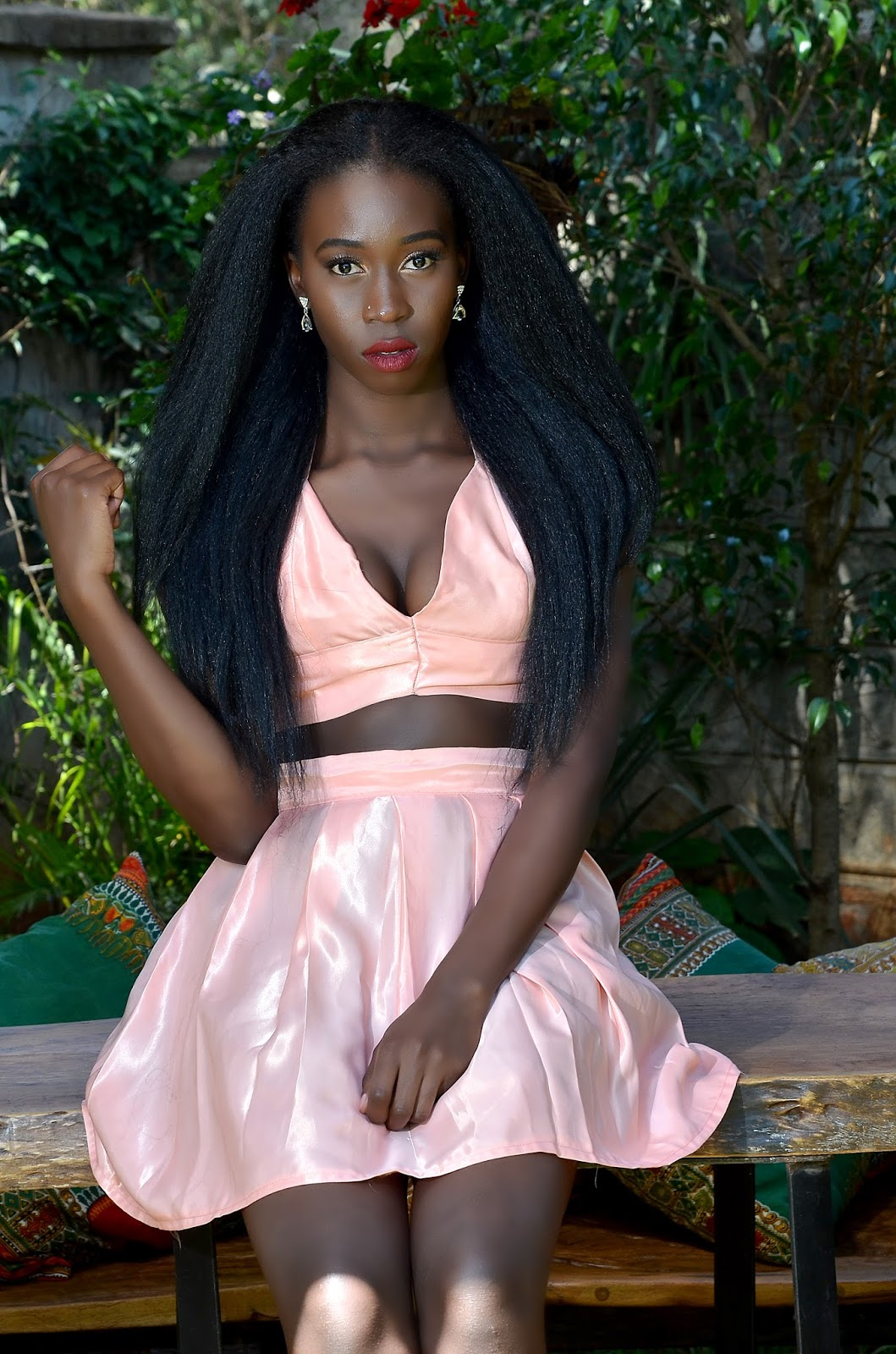 Ezil,kenyan fashion blogger, keeping up with trends,