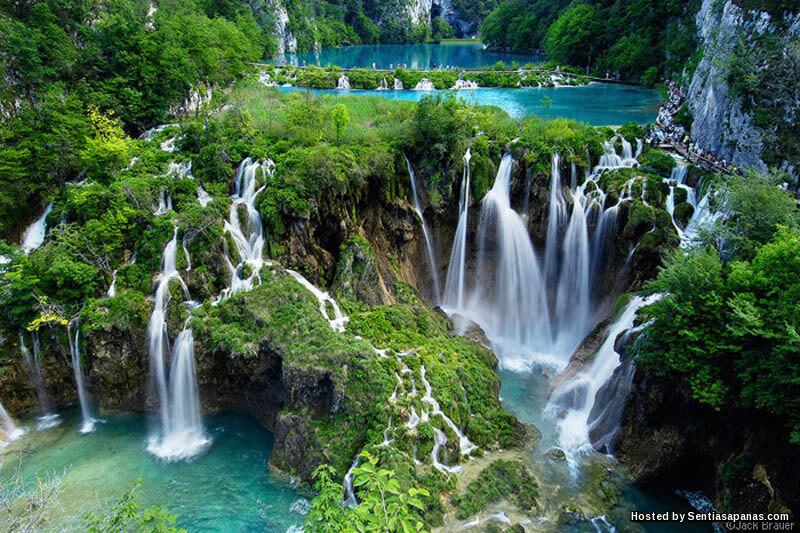 Tasik Plitvice Paling Cantik Di Dunia