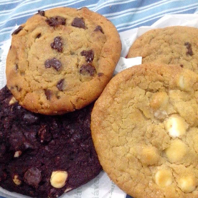 Receita Fácil de Cookies do Subway