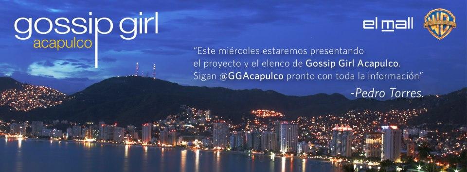 """[Fotos] Primeiras imagens de """"Gossip Girl Acapulco"""", nova série de Pedro Torres"""