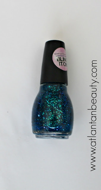 Sinful Colors Teal Midnight