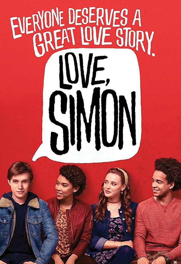 Love, Simon [2018] [DVDR] [NTSC] [Latino]
