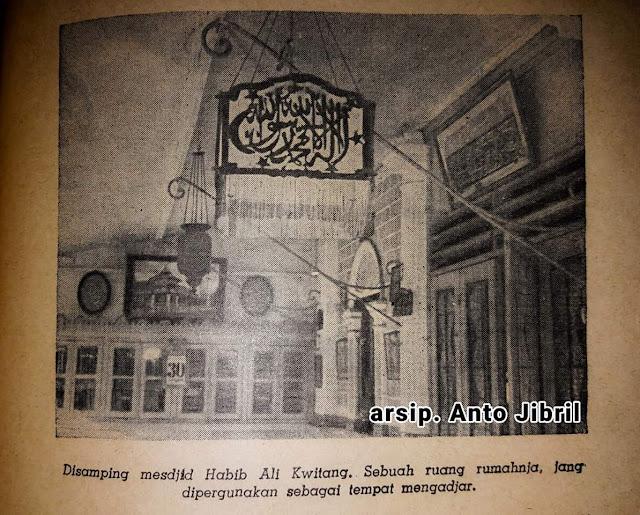 Fakta Sejarah di Balik Bendera Tauhid Depan Rumah Habib Ali pada 1942
