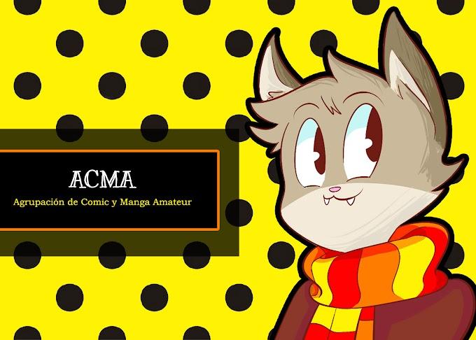 De ACMA a Milcacómic: 5 años en logos