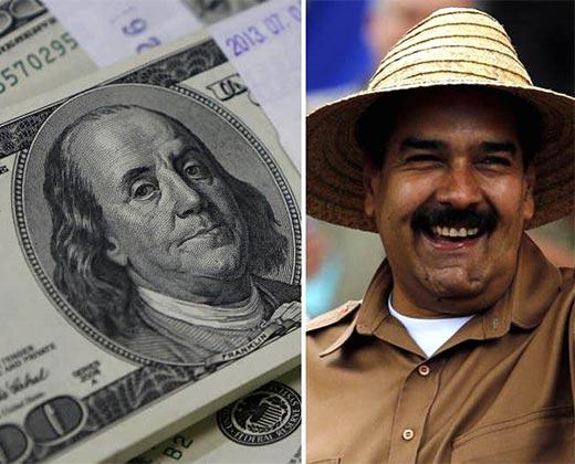 Gobierno crea fondo en divisas que será usado solo por Maduro