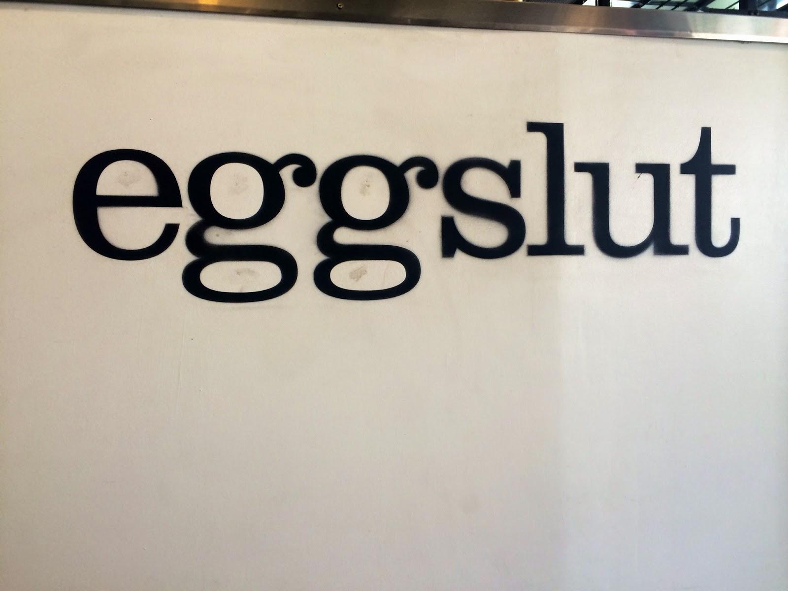 breakfast, eggs, California, LA, eggslut, eating fabulously, Christopher Stewart