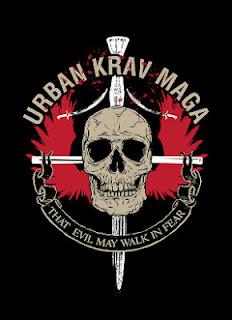 Urban Krav Maga Logo