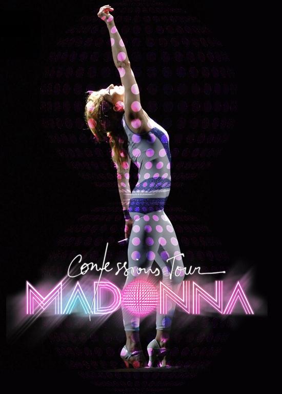 madonna confessions tour poster - photo #22