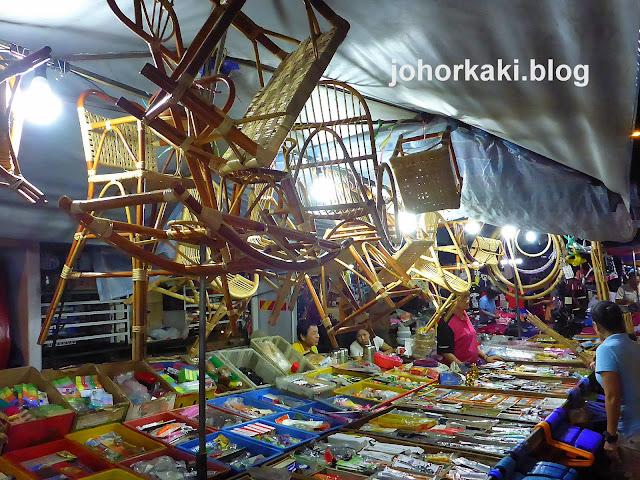 Pasar-Malam-KSL-Taman-Century-Johor-Bahru