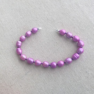Perfect Pearl and Bead Knotting Tutorial