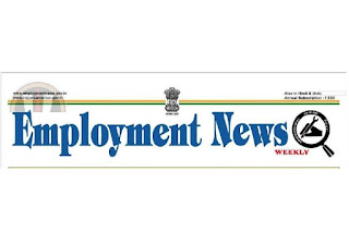 Employment News  27th April To 03 May 2019