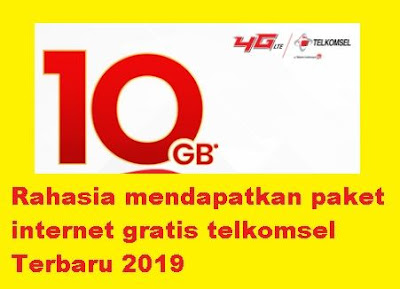 Banyak cara yang lakukan oleh pengguna smartphone untuk mendapatkan paket internet murah  Rahasia mendapatkan paket internet gratis telkomsel Terbaru 2020