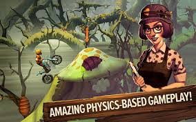 Download Trials Frontier Mod APK+Data v5.1.0 Full Hack Unlimited Money Terbaru 2017