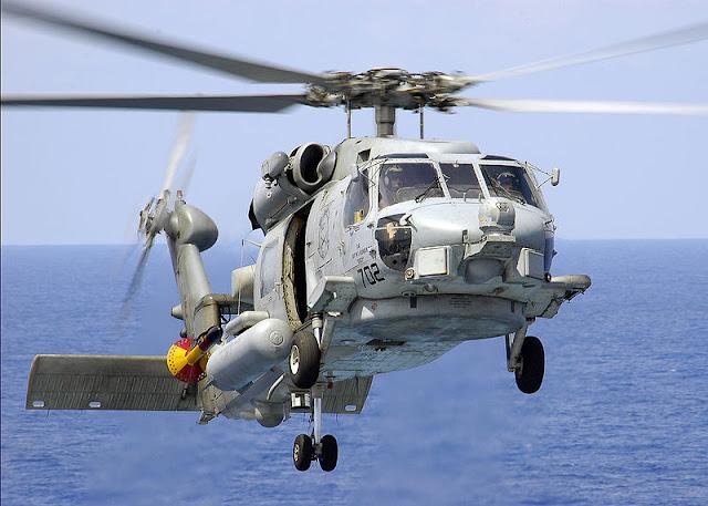 Gambar 60. Foto Helikopter Angkut Militer Sikorsky S-70