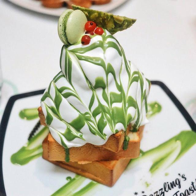Dazzling Cafe Singapore