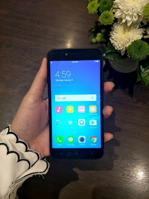 OPPO A71 Launched, #SpeedyOperation Smartphone with 3GB RAM at PHP 8,990