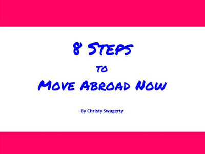 steps to move abroad now