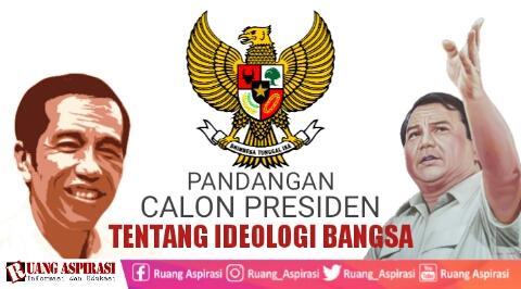 Debat Keempat Pemilu 2019, Berikut Pandangan Capres Tentang Ideologi Bangsa