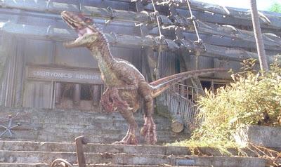 """""""Парк Юрского периода 3: Затерянный мир"""" 2001 г. реж. Джо Джонстон"""