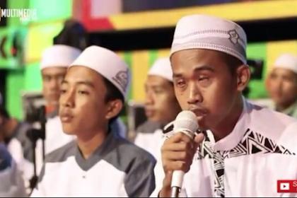 "Lirik Lagu ""Alaika Sholallah"" Voc. Amsori Syubbanul Muslimin"