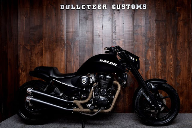 Bulleteer Customs Gaijin