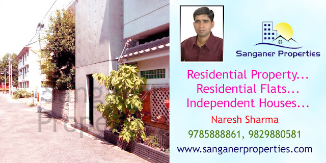 Residential House Is available for sale in Madrampura Sanganer
