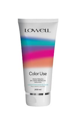 Lowell Color Use - Condicionador Selante – 200ml