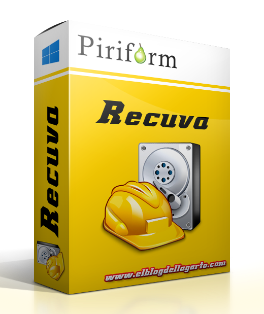 Recuva Professional Full + Serial
