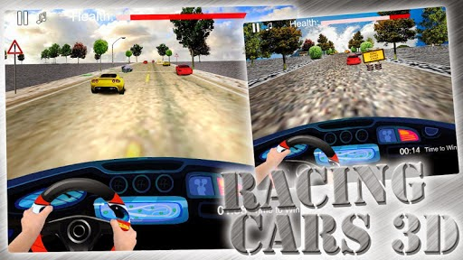 لعبة Racing cars 3D - Speed Car