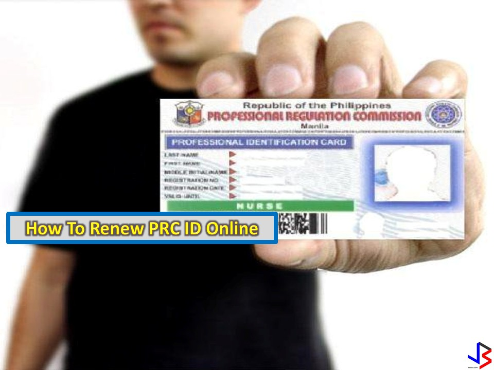 "3-4 ORAS NA LANG DAW, NAKAPAGRENEW NA NG LISENSIYA ANG ISANG KABAYAN SA PRC. 9 EASY STEPS TO RENEW PHILIPPINE REGULATORY COMMISSION LICENSE ID ONLINE. EASY STEPS TO RENEW PRC LICENSED ID ONLINE.   Don't have enough time to process to renew your professional ID due to the manual process? The long wait is over! Finally the Professional Regulation Commission (PRC) provided a new system of online renewal of PRC Licensed ID. The PRC online system called ""Licensure Examination and Registration Information System"" or LERIS is a new portal developed to enhance the process and avoid long waiting time. Instead of the usual 'assessment-scanning-processing-payment-issuance' process, the new hassle-free services involve online registration and payment and 'processing-issuance of card' at the PRC office. STEP 1  If you have already an account you can sign-in at www.prc-online.com. If you don't have you can register here.  PRC online services portal   STEP 2  The confirmation will be emailed. For complete Registration click at ACTIVATE ACCOUNT. Then, sign-in to your account.   advertisement STEP 3  Fill up and update your personal data and all the required information on PRC website. Then SAVE your INFORMATION and confirm about your name if it is correct.    STEP 4  Click on SELECT TRANSACTION at the right side. Do not forget the important reminders about the required at PRC.  acceptable photo PRC advertisement STEP 5  Close the Reminder, remember don't forget the instruction then click RENEWAL. Choose your Profession and enter the PRC Licensed Number of yours the system will validate the data and proceed to the next page.  Renewal PRC  Note there is some additional Requirement in other Profession as prescribed by the PRC website.    STEP 6   Select your preferred regional office and schedule to get your renewed ID. To pay renewal fees, you have at least 4 options.  pay renewal fees PRC ONLINE  ·  Pay cash over the counter to any banks  ·  Pay via online banking ·  Mobile payment ·  Bayad Center advertisement     STEP 7  Then proceed to your preferred payment method, the reference number will appear with the amount you have paid. Remember! Settle all the payments due to deadline .  Payment process renewal PRC   STEP 8  For personal reason you have a choice to click the CANCEL option for your existing transactions.  Payment process renewal PRC   STEP 9   Visit PRC branch on selected date and time. Go to PROCESSING section first to verify your appointment. Don't forget to bring your payment receipt, copy of reference number stated on PRC Online dashboard. You may also bring other documents like birth certificate, old PRC license and other valid IDs to avoid hassle.   If you have other concerns and clarifications, you may contact PRC through the following: ·  Central Office / General Inquiries: (02) 310 0026 ·  Renewal Of Professional ID: (02) 736 2248 (02) 310 2009 ·  Application for Examination: (02) 736 2252 (02) 735 1443 ·  Application for Registration & Licensing without Examination: (02) 7351533 ·  Board Rating / Board Passing/ License Verification (CGFNS, Texas, Canada, etc.): (02) 310 2020 ·  Initial Registration: (02) 310 1027"
