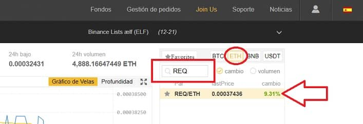 Comprar request binance y coinbase o cex.io