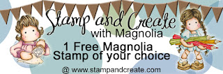 Stamp and create with Magnolia (Posebno dekle)