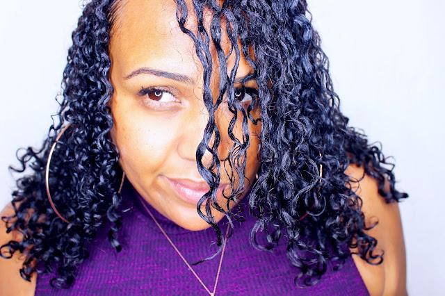 Black n' Curly Challenge Week 2 Update: Better than Good Hair