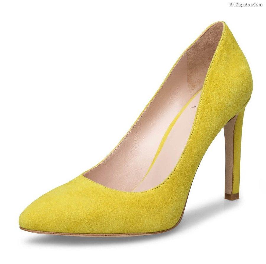 Zapatos amarillos para mujer dAreXRAls