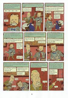 Blake et Mortimer la parodie par Romain Dutreix