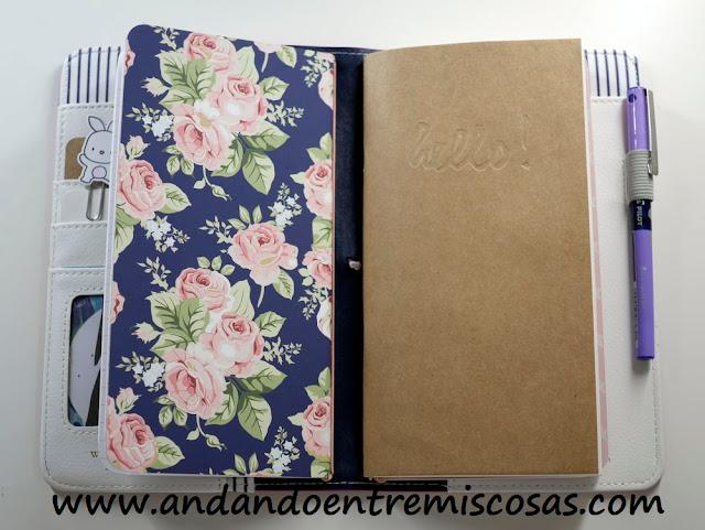 Cuaderno De Viaje De Webster´s Pages