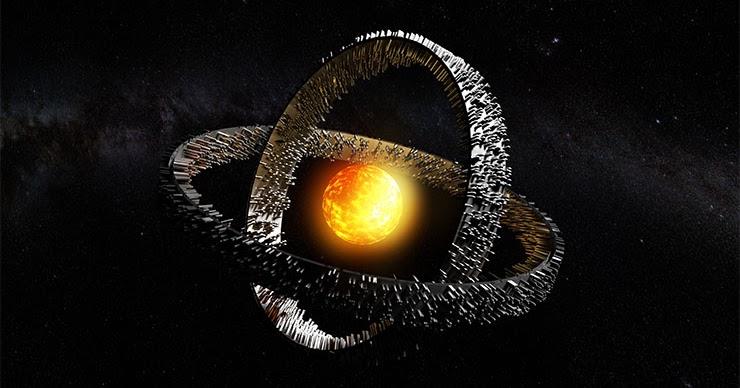wholesale dealer 891dc 654bd Conspiraciones y Noticias Actuales  La Estrella KIC 8462852 y su  Súper-Estructura Alienígena